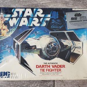 Vintage 1978 MPC Star Wars Darth Vader Tie Fighter
